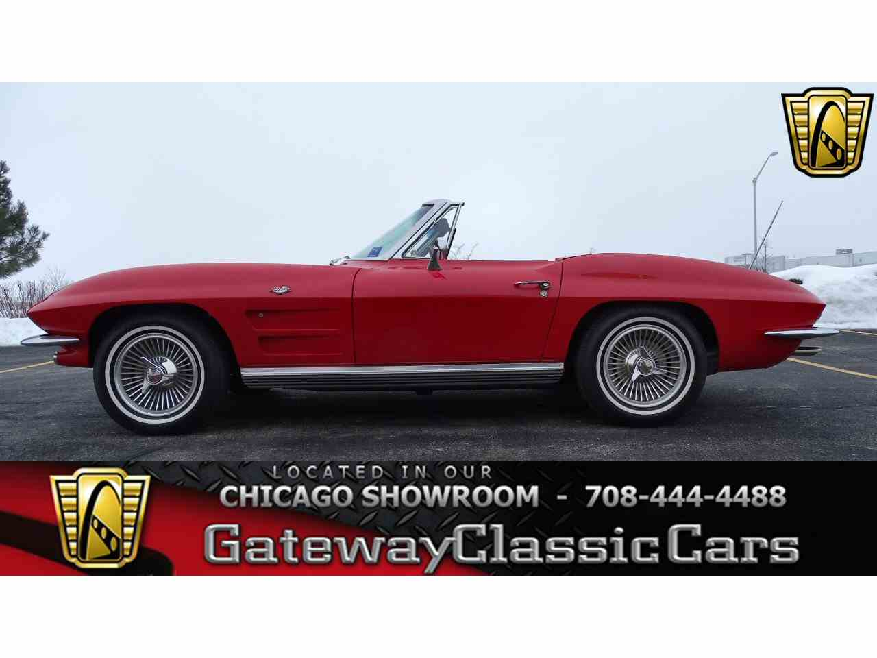 Large Picture of 1964 Chevrolet Corvette Offered by Gateway Classic Cars - Chicago - KEXN
