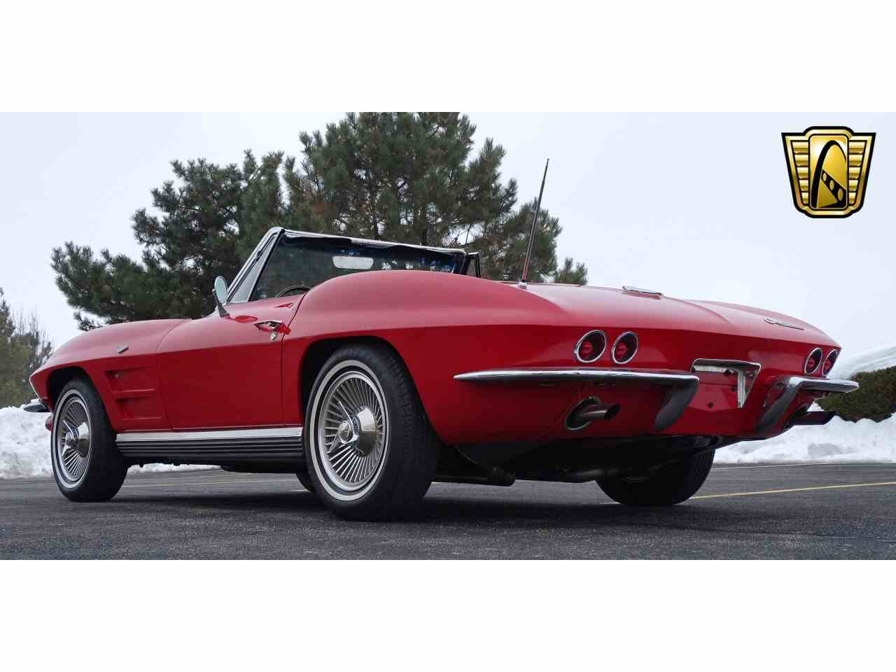 Large Picture of 1964 Chevrolet Corvette located in Illinois Offered by Gateway Classic Cars - Chicago - KEXN