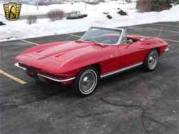 Picture of 1964 Chevrolet Corvette located in Crete Illinois Offered by Gateway Classic Cars - Chicago - KEXN