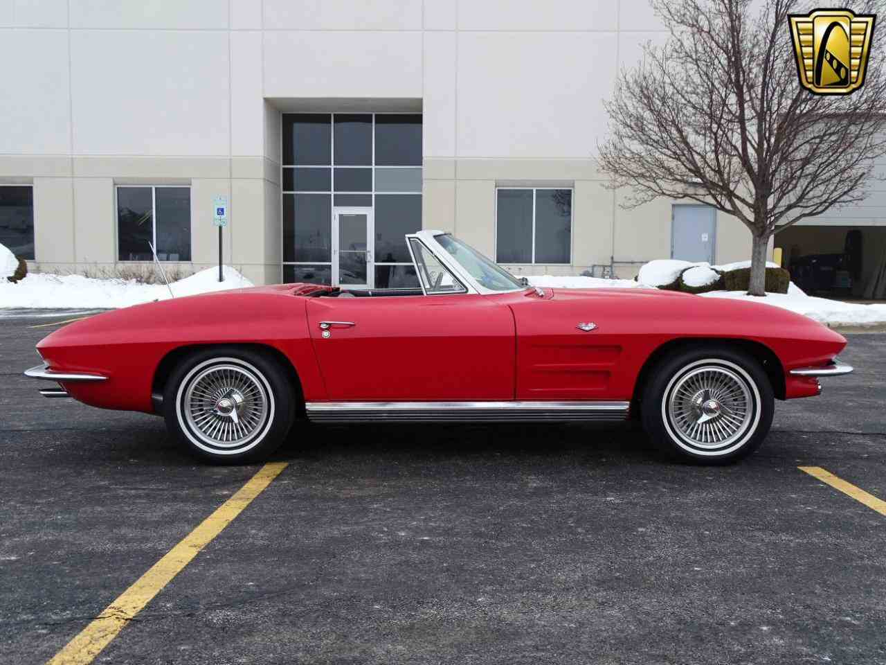 Large Picture of Classic '64 Chevrolet Corvette located in Crete Illinois - $48,995.00 Offered by Gateway Classic Cars - Chicago - KEXN