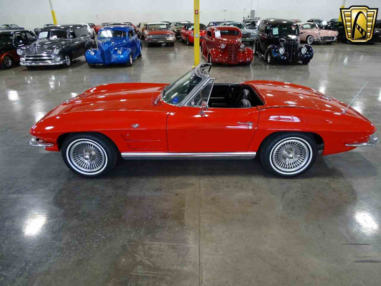 Large Picture of Classic 1964 Corvette Offered by Gateway Classic Cars - Chicago - KEXN