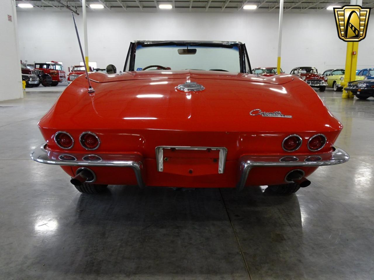 Large Picture of '64 Corvette - KEXN