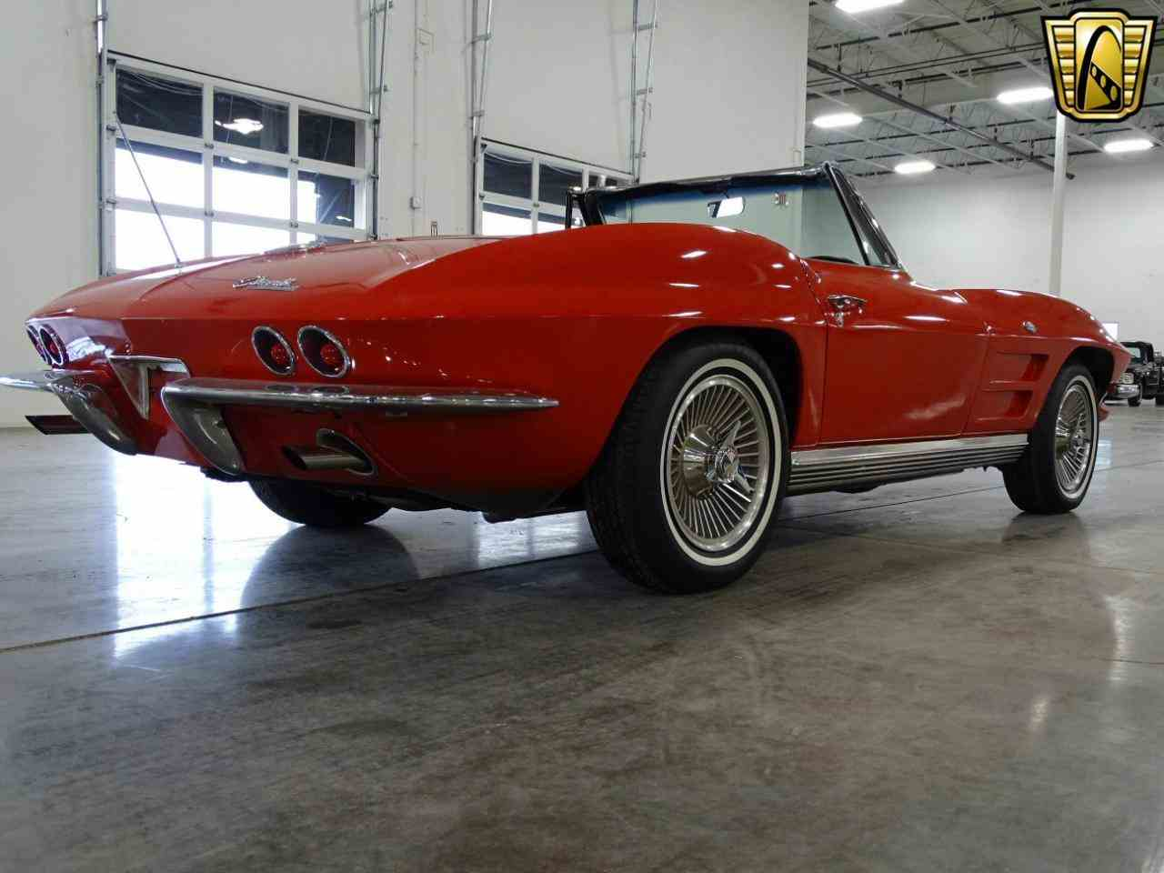 Large Picture of Classic '64 Chevrolet Corvette located in Illinois Offered by Gateway Classic Cars - Chicago - KEXN
