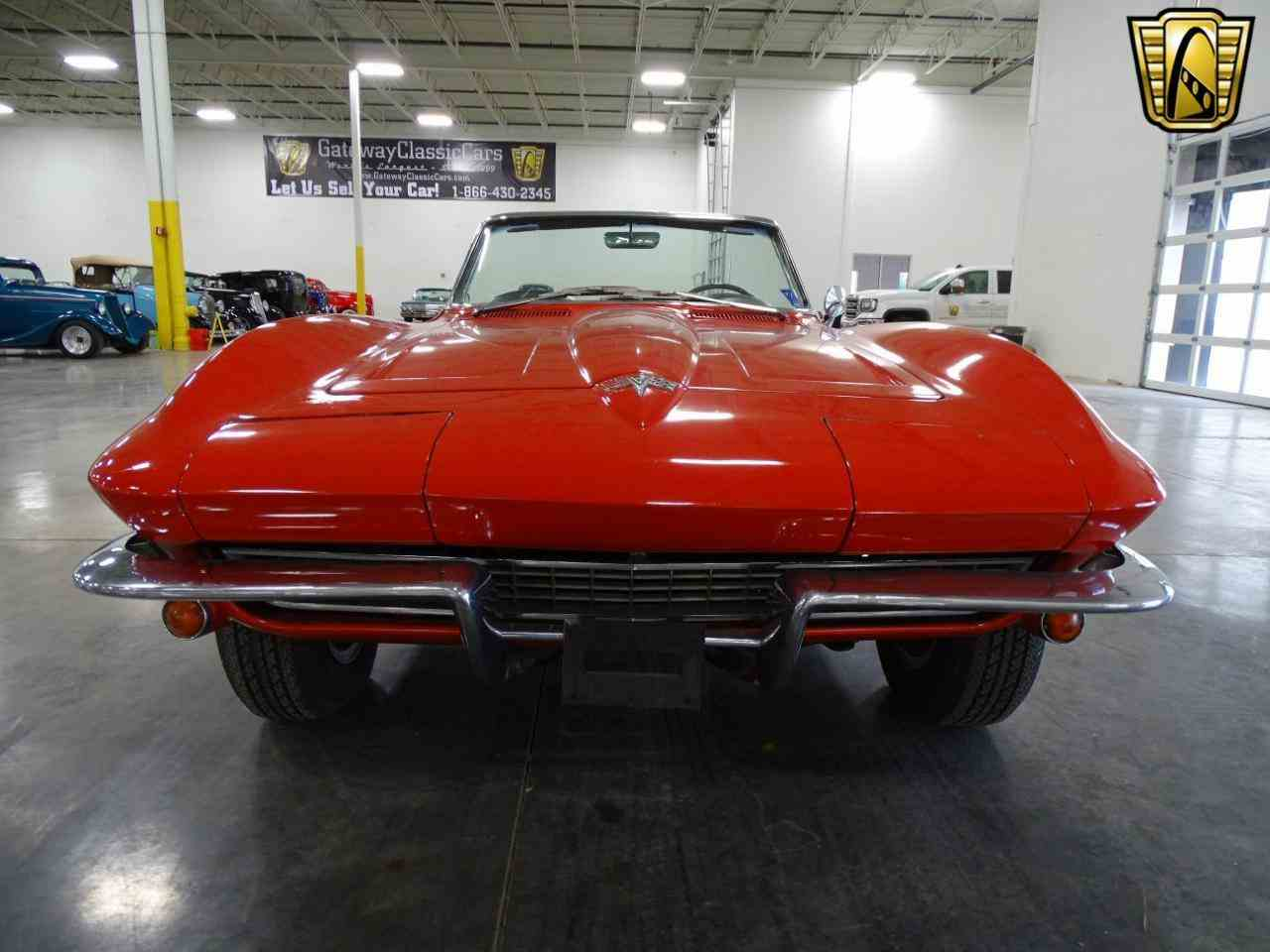 Large Picture of '64 Chevrolet Corvette Offered by Gateway Classic Cars - Chicago - KEXN