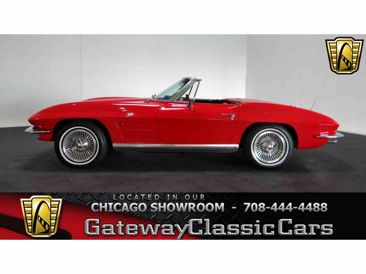 Large Picture of '64 Corvette located in Illinois Offered by Gateway Classic Cars - Chicago - KEXN