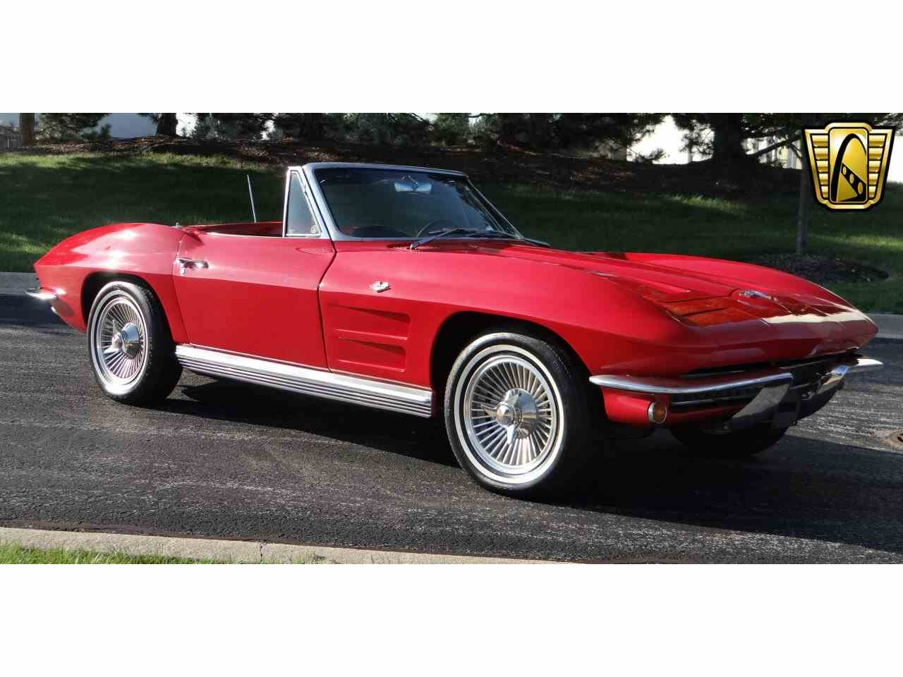 Large Picture of Classic 1964 Corvette located in Illinois Offered by Gateway Classic Cars - Chicago - KEXN