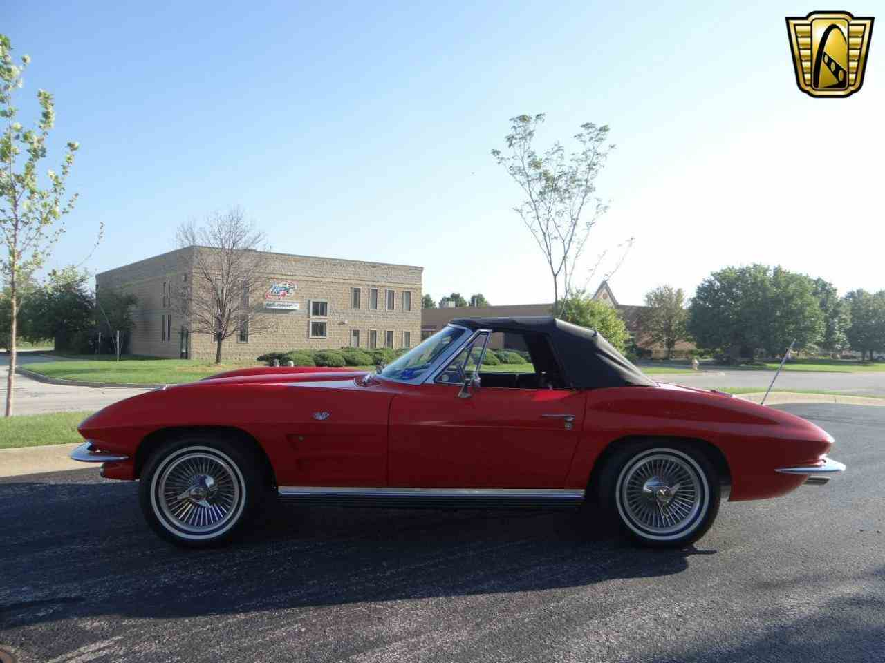 Large Picture of Classic 1964 Chevrolet Corvette Offered by Gateway Classic Cars - Chicago - KEXN