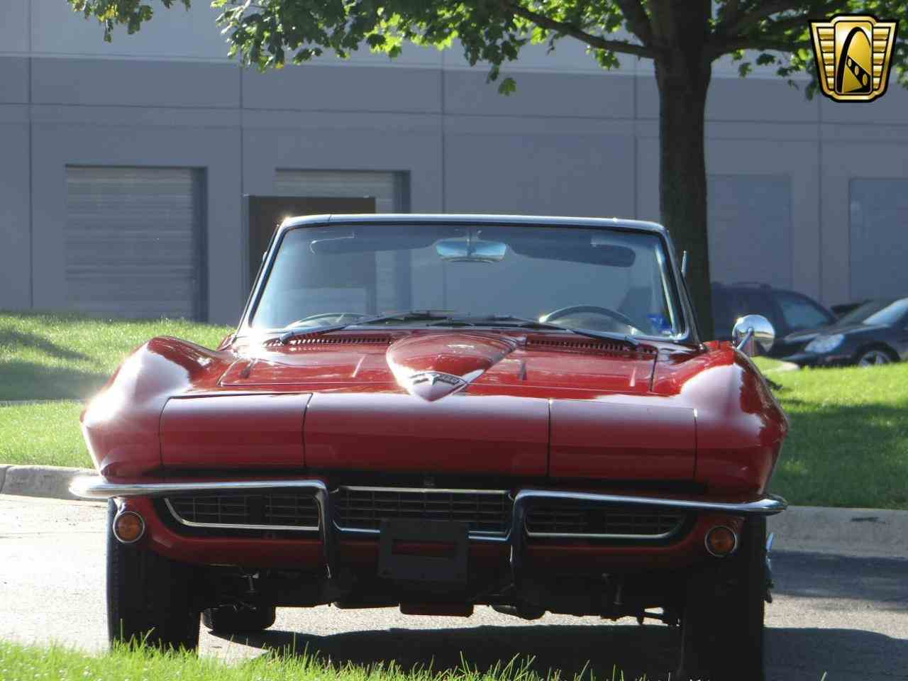 Large Picture of Classic '64 Chevrolet Corvette Offered by Gateway Classic Cars - Chicago - KEXN