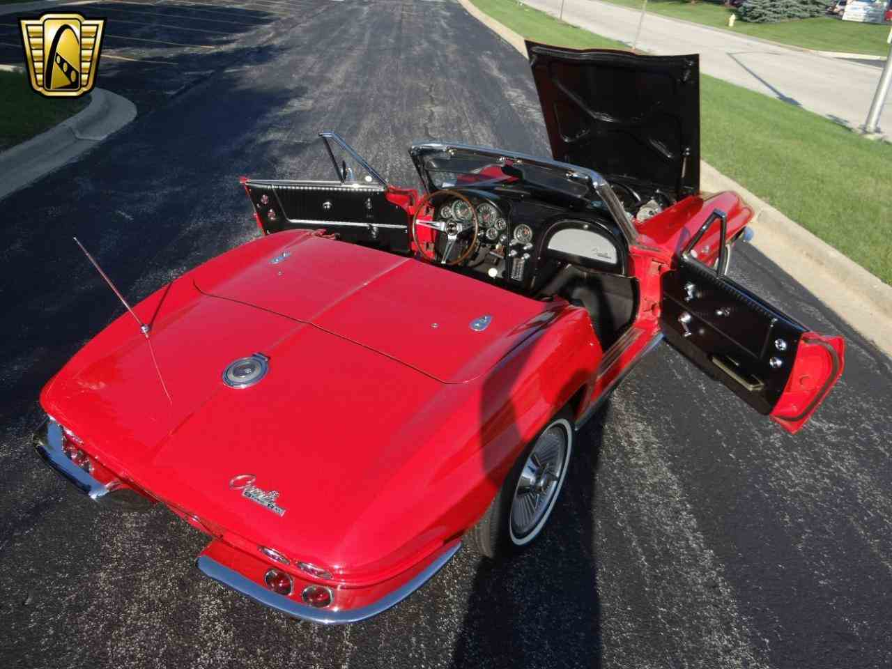Large Picture of Classic 1964 Corvette located in Crete Illinois - $48,995.00 Offered by Gateway Classic Cars - Chicago - KEXN