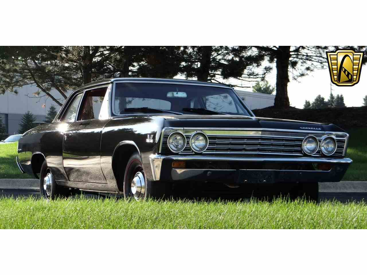 Large Picture of Classic '67 Chevrolet Chevelle located in Crete Illinois - $39,995.00 Offered by Gateway Classic Cars - Chicago - KEYO