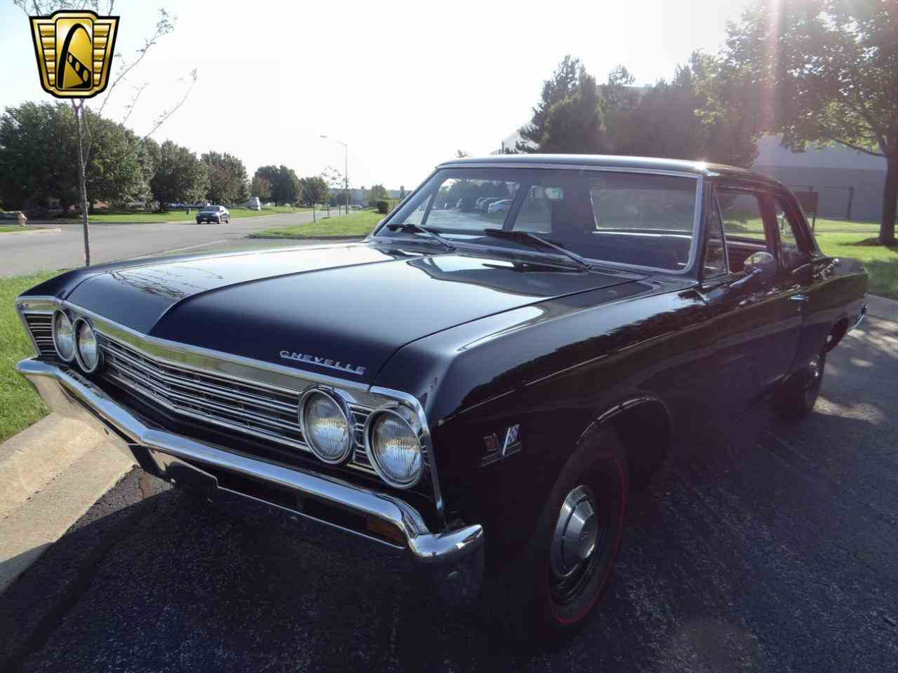 Large Picture of 1967 Chevrolet Chevelle - KEYO