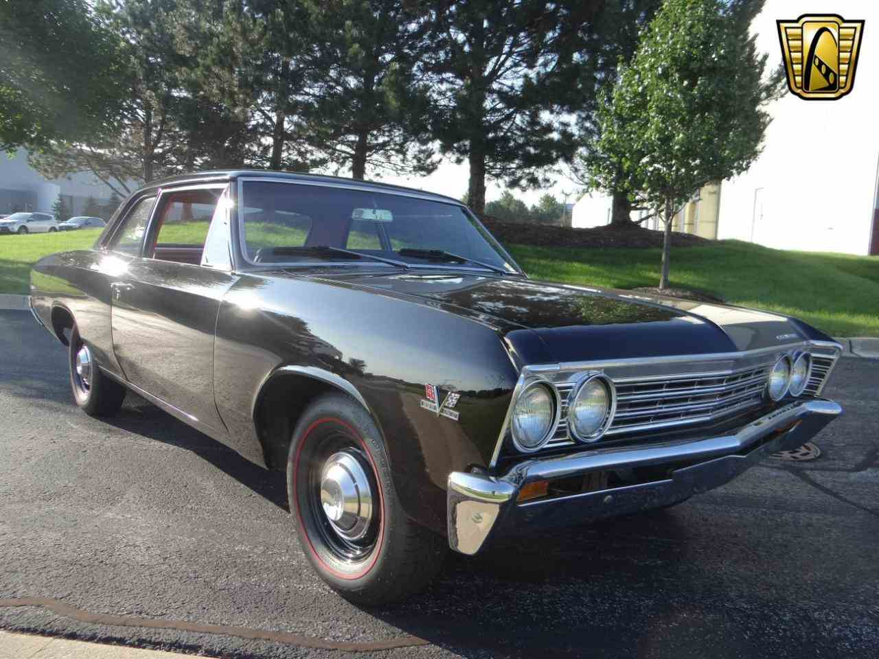 Large Picture of Classic '67 Chevrolet Chevelle located in Illinois - $39,995.00 - KEYO
