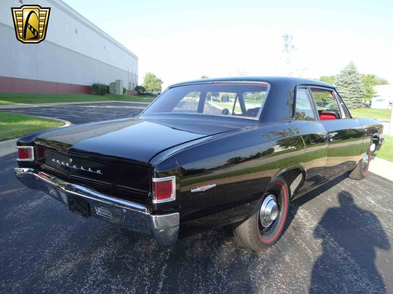 Large Picture of 1967 Chevelle located in Illinois Offered by Gateway Classic Cars - Chicago - KEYO