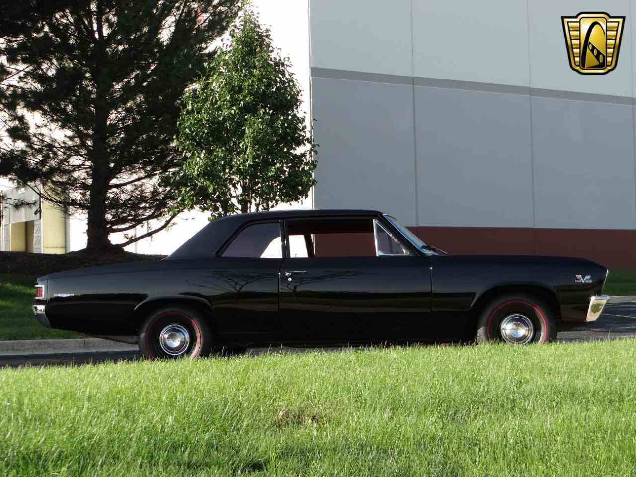 Large Picture of Classic '67 Chevelle located in Crete Illinois - $39,995.00 Offered by Gateway Classic Cars - Chicago - KEYO