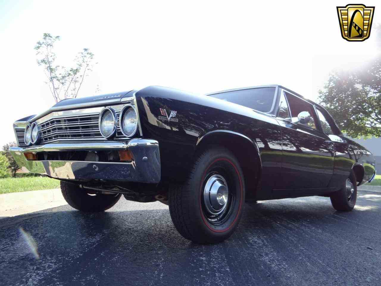 Large Picture of '67 Chevrolet Chevelle - KEYO