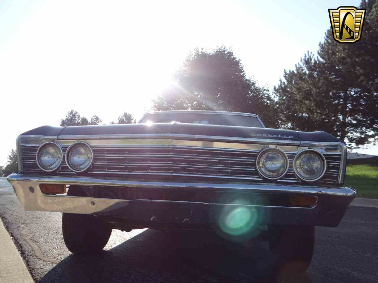 Large Picture of Classic 1967 Chevrolet Chevelle located in Crete Illinois - KEYO