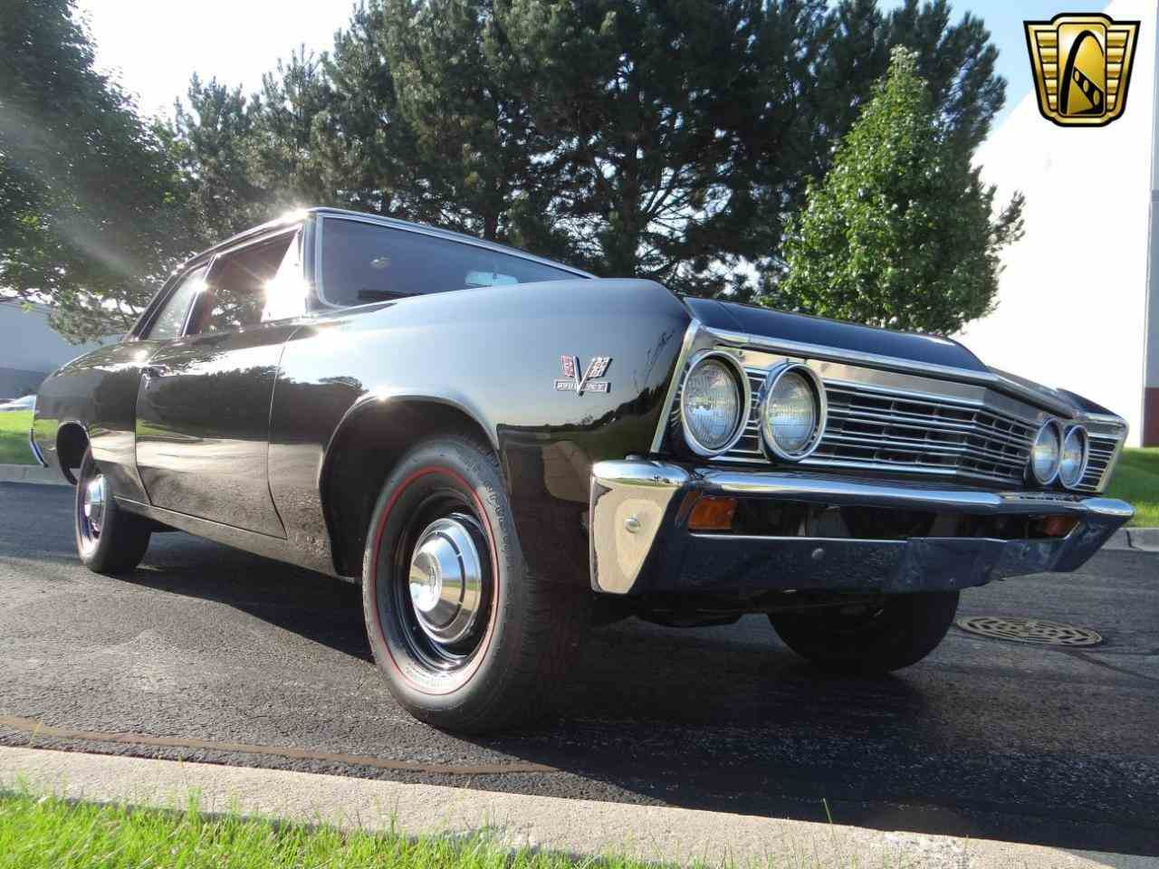 Large Picture of Classic 1967 Chevelle located in Illinois Offered by Gateway Classic Cars - Chicago - KEYO