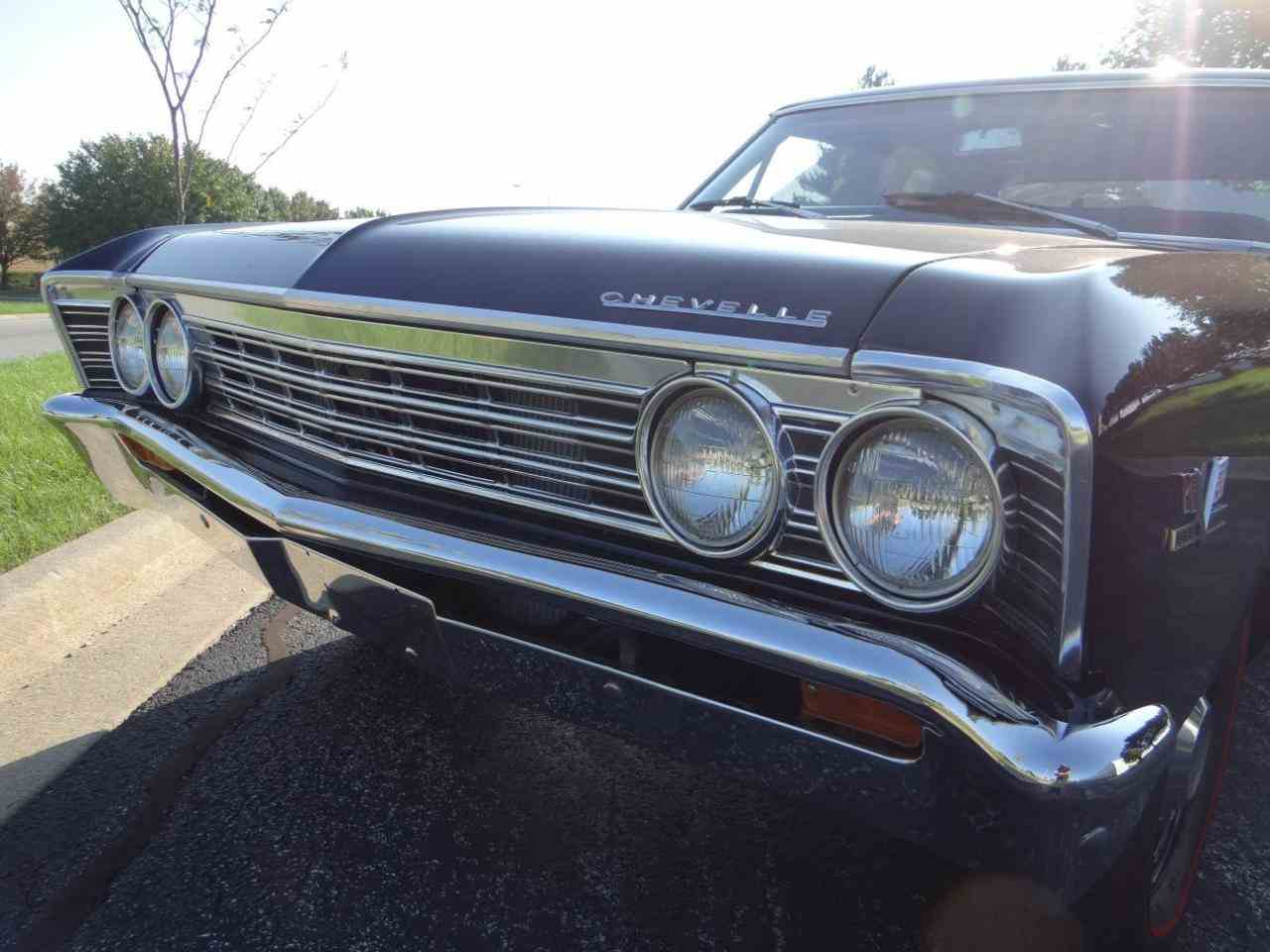 Large Picture of Classic 1967 Chevrolet Chevelle Offered by Gateway Classic Cars - Chicago - KEYO