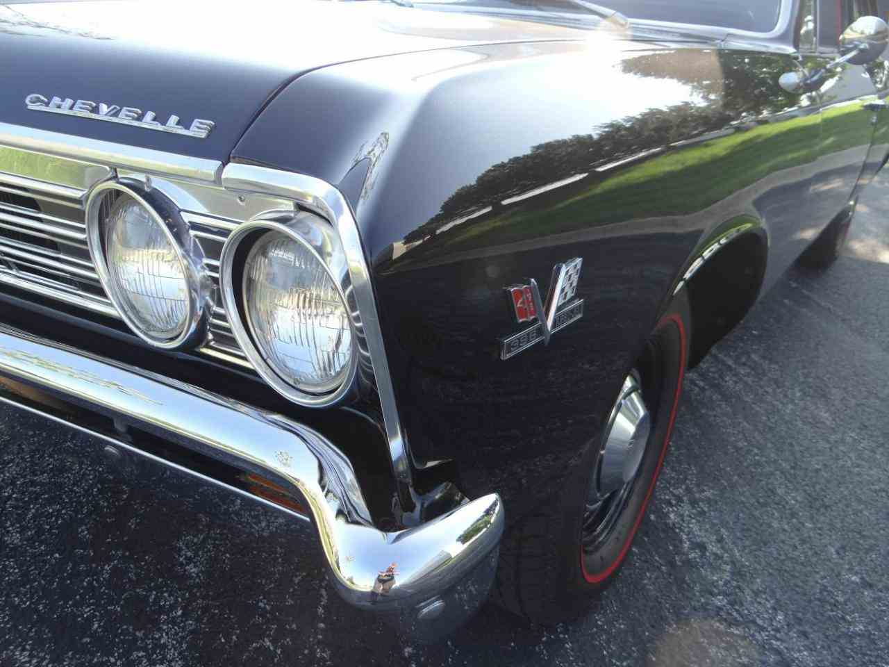 Large Picture of Classic '67 Chevrolet Chevelle located in Crete Illinois - $39,995.00 - KEYO