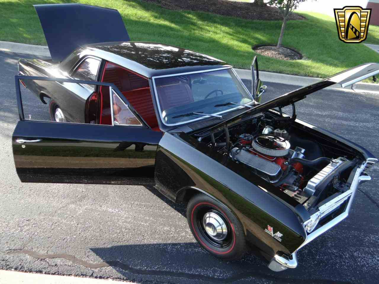 Large Picture of '67 Chevelle Offered by Gateway Classic Cars - Chicago - KEYO