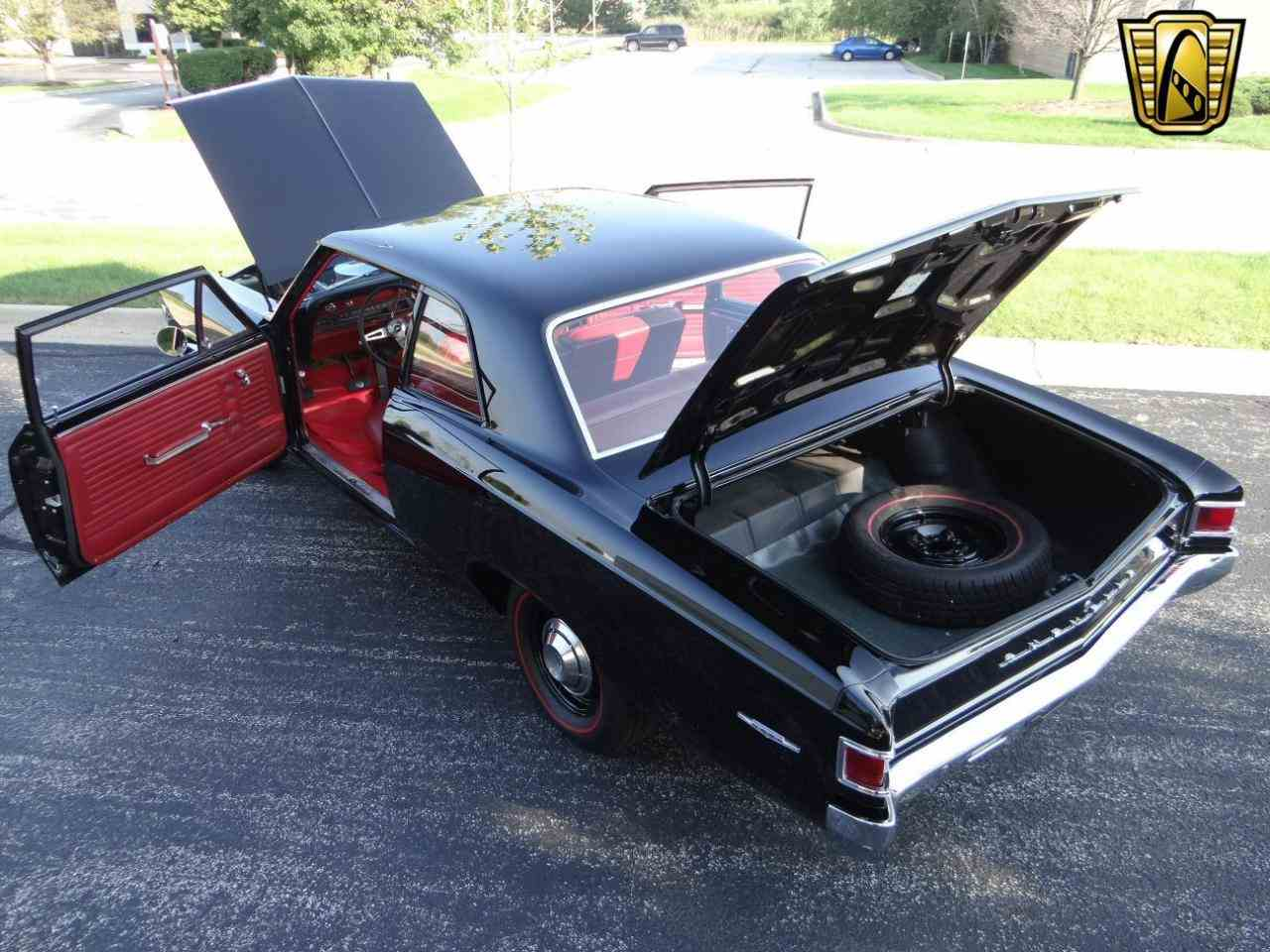 Large Picture of 1967 Chevrolet Chevelle located in Illinois Offered by Gateway Classic Cars - Chicago - KEYO