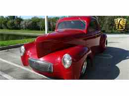 Picture of Classic 1941 Willys Coupe Offered by Gateway Classic Cars - Fort Lauderdale - KEYP