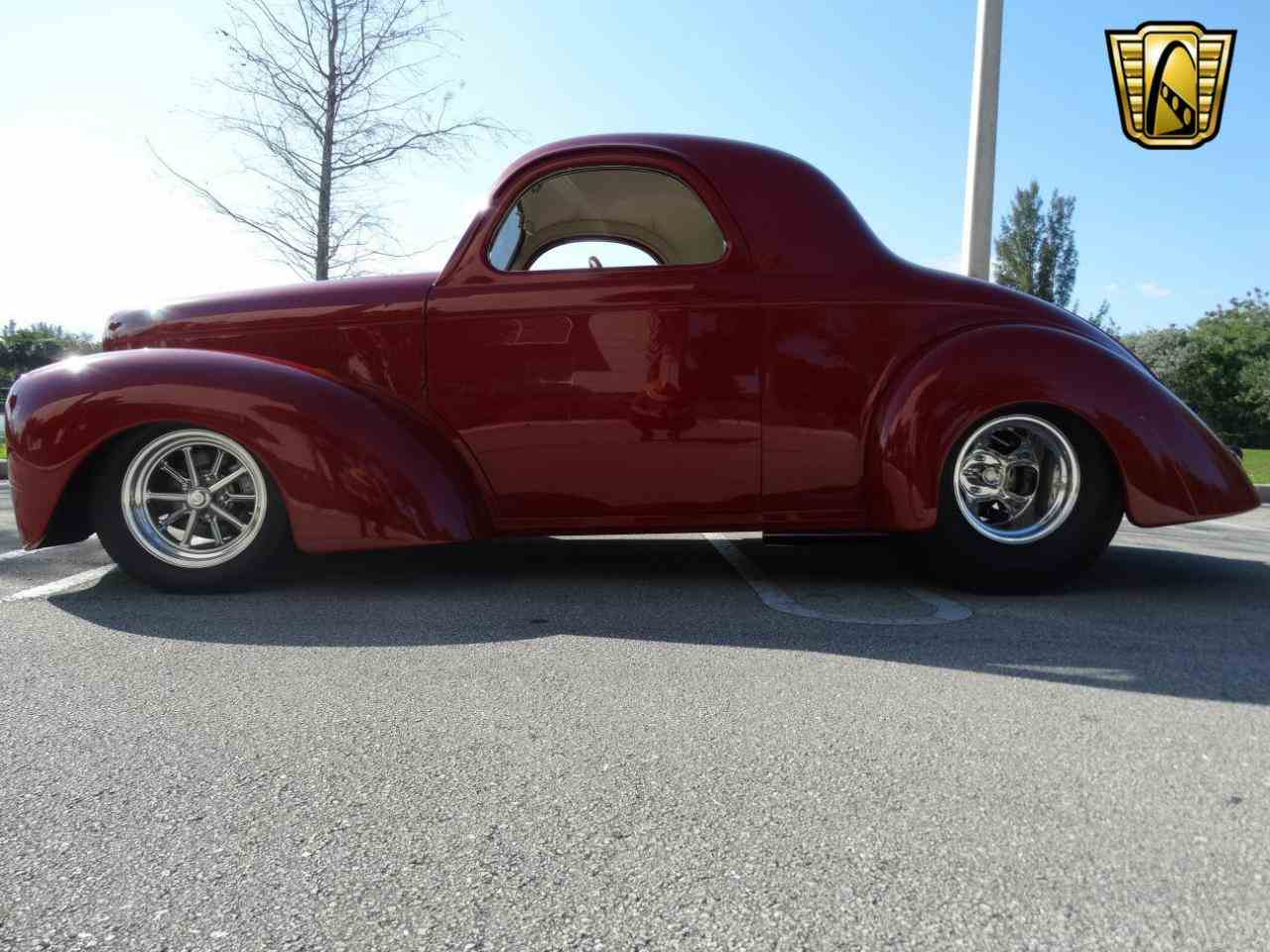 Large Picture of 1941 Willys Coupe located in Coral Springs Florida - $79,000.00 Offered by Gateway Classic Cars - Fort Lauderdale - KEYP