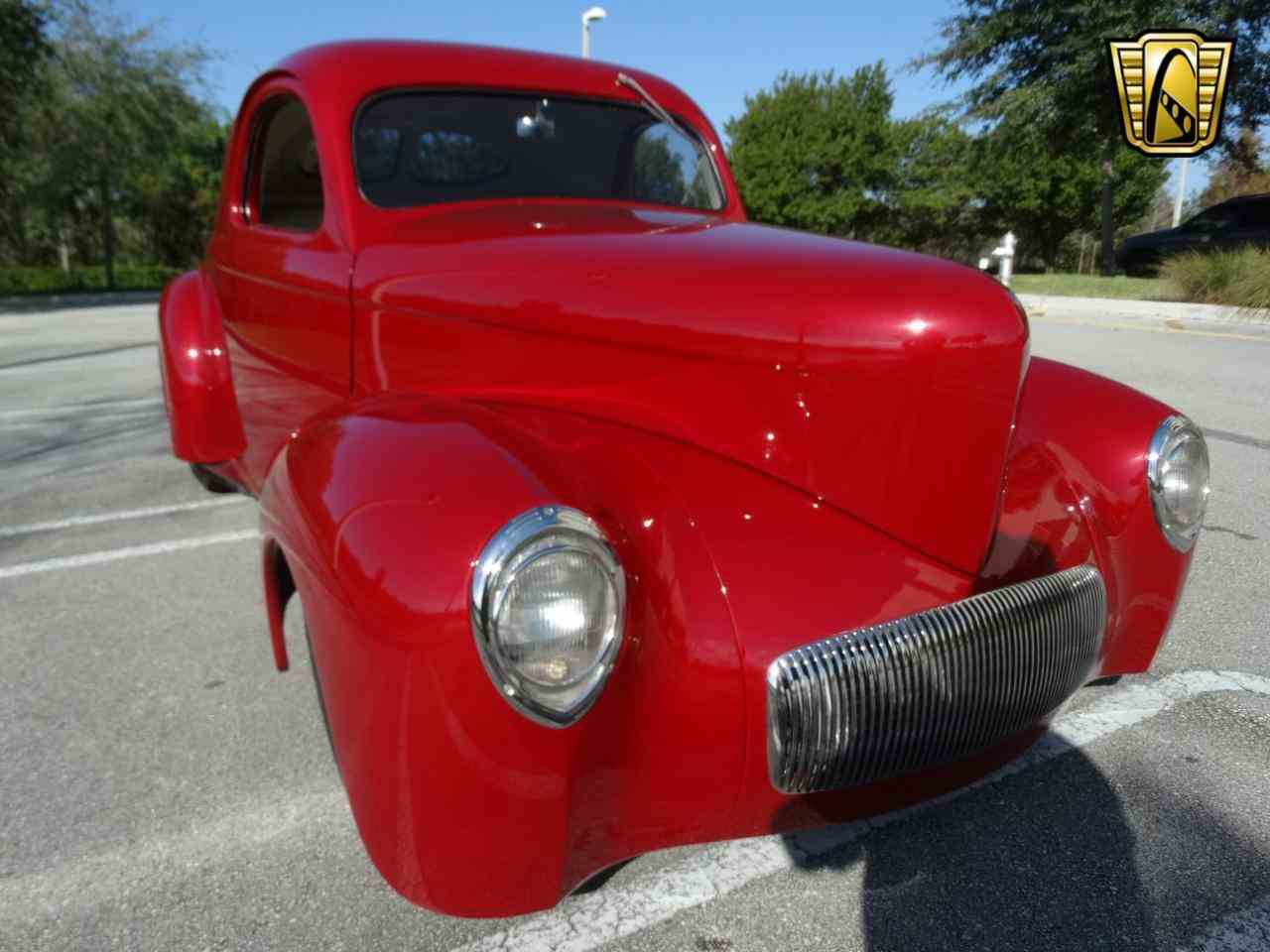 Large Picture of 1941 Coupe Offered by Gateway Classic Cars - Fort Lauderdale - KEYP