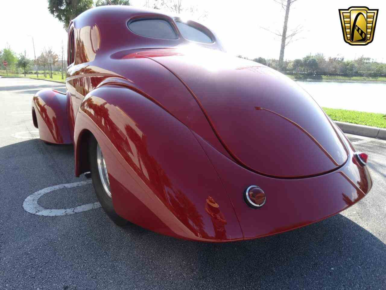 Large Picture of Classic 1941 Willys Coupe located in Florida - KEYP