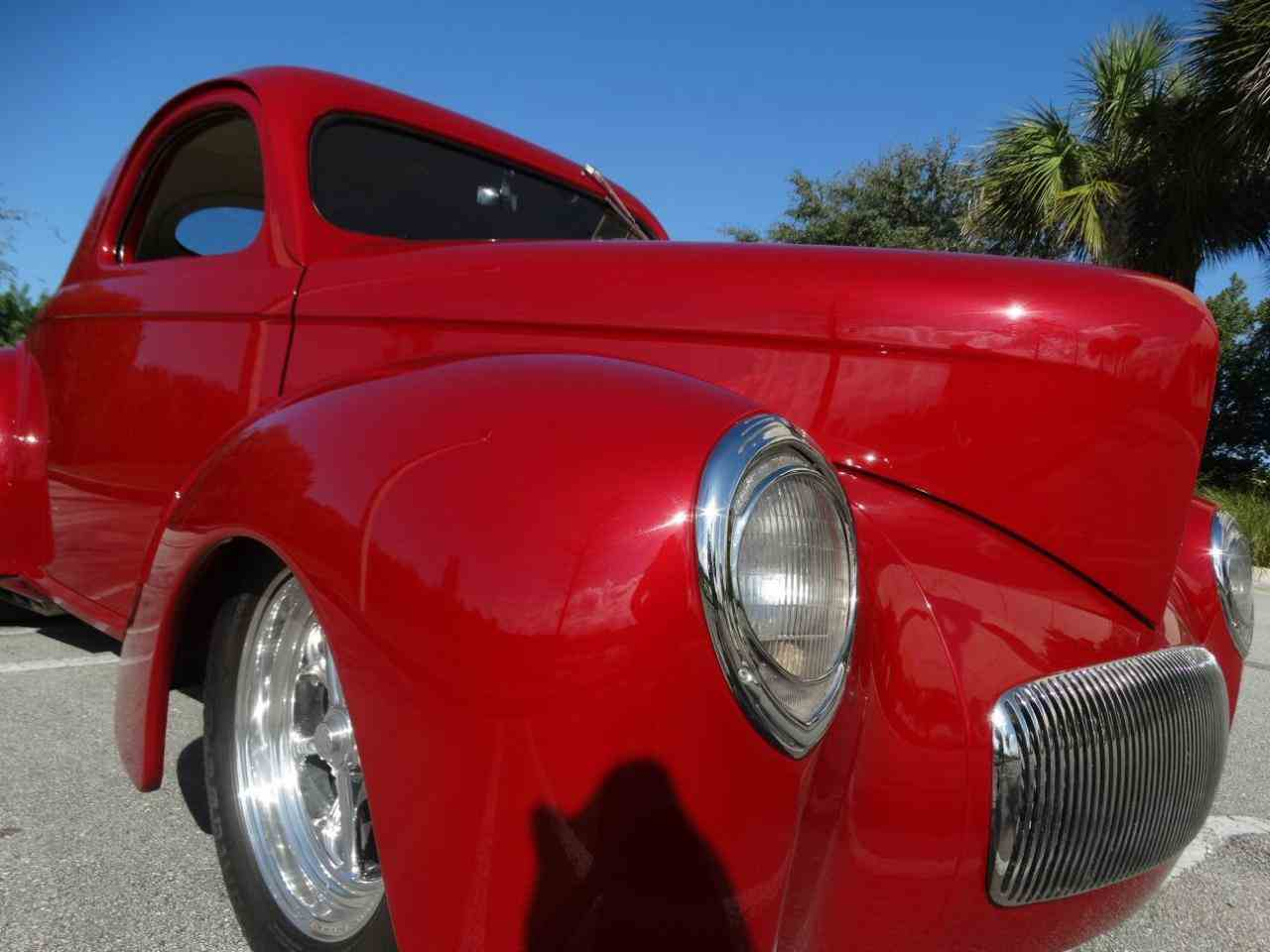 Large Picture of '41 Willys Coupe - KEYP