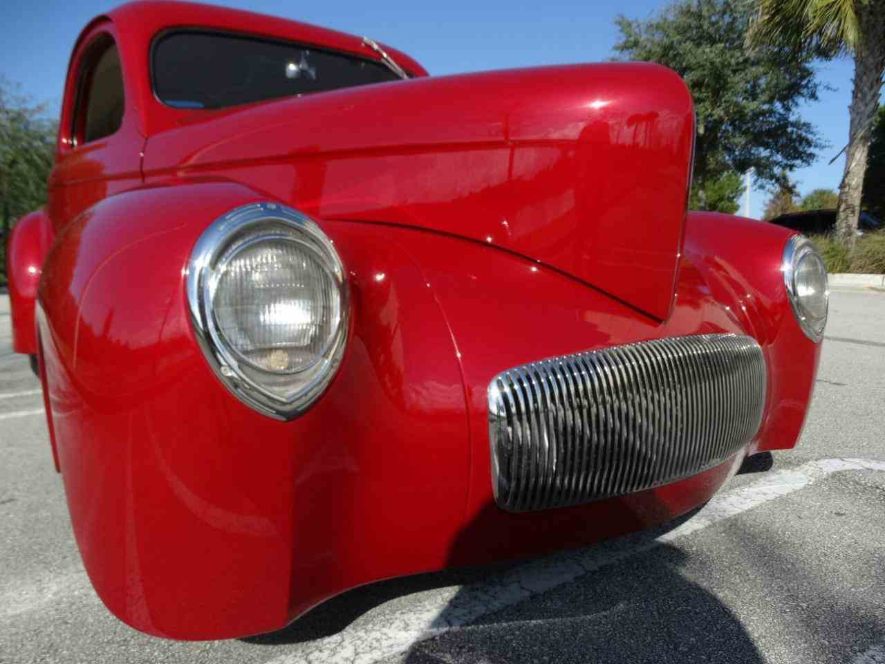 Large Picture of 1941 Willys Coupe located in Florida - $79,000.00 - KEYP
