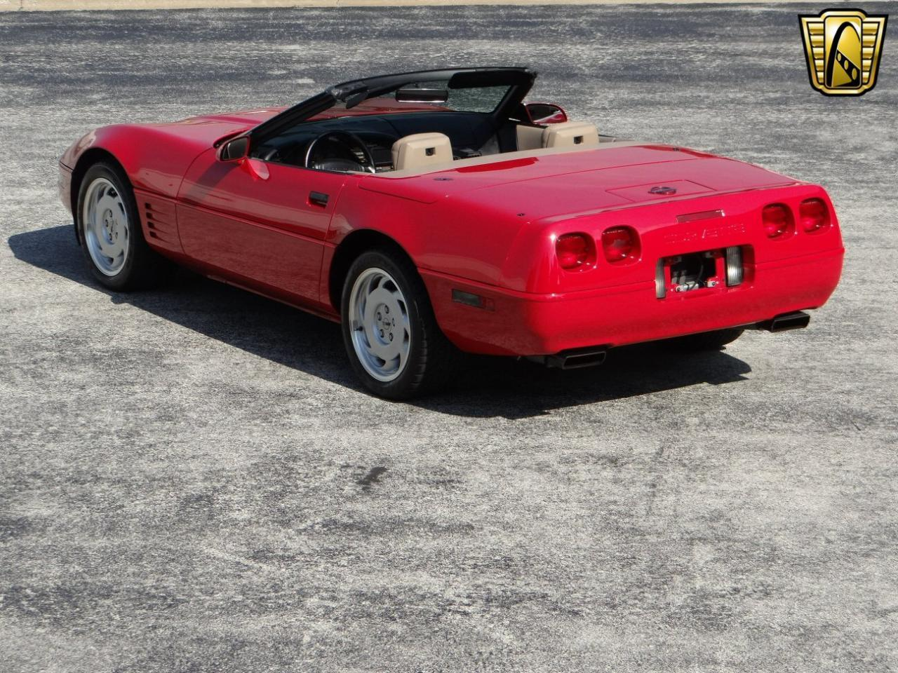 Large Picture of '92 Corvette - KEYY