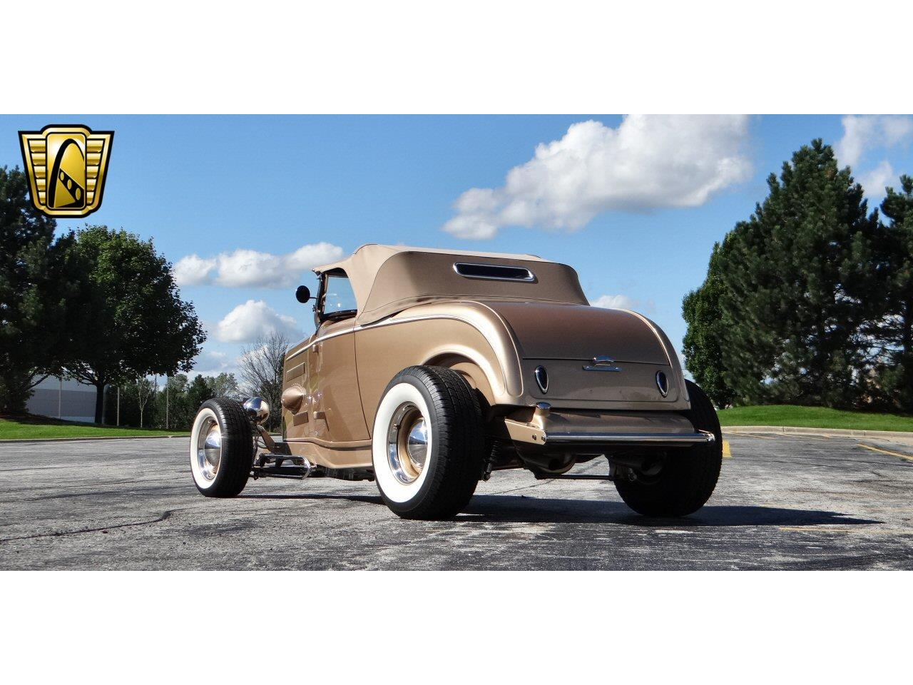 Large Picture of Classic '32 Ford Highboy located in Illinois - $54,000.00 Offered by Gateway Classic Cars - Chicago - KEZ8