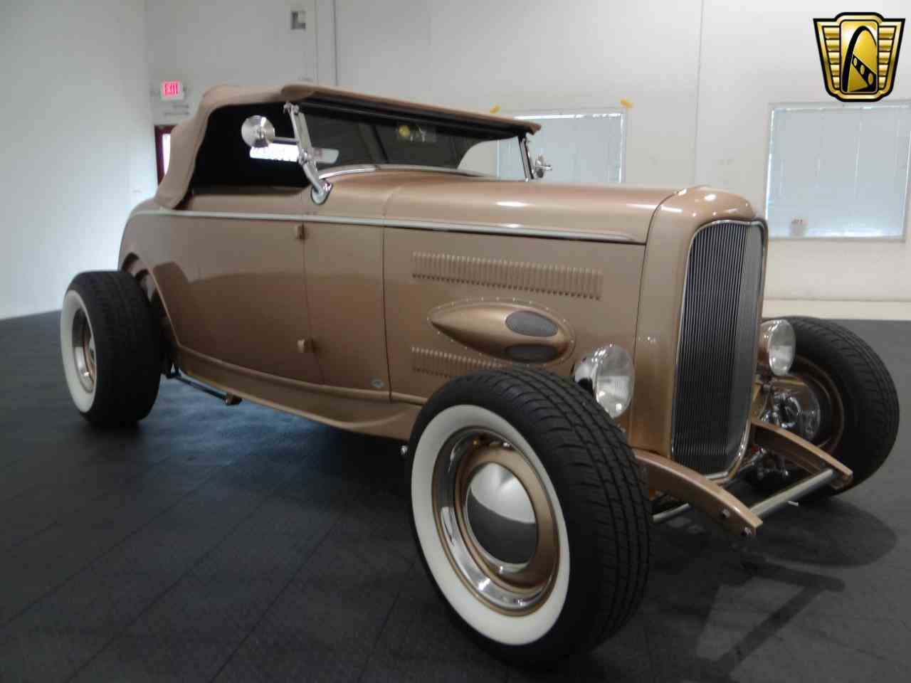 Large Picture of '32 Highboy Offered by Gateway Classic Cars - Chicago - KEZ8
