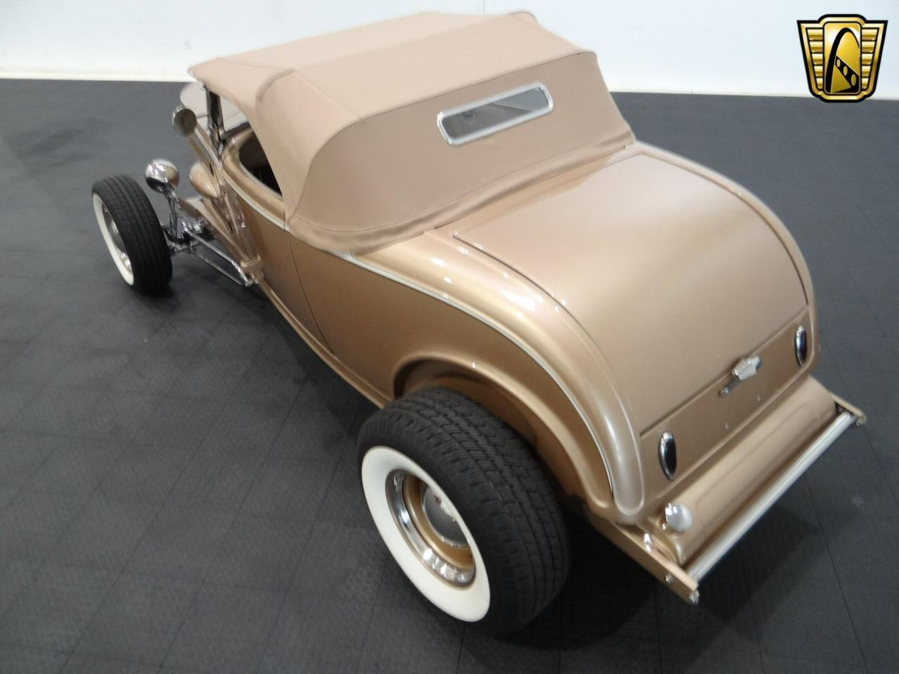 Large Picture of 1932 Ford Highboy located in Illinois - $54,000.00 Offered by Gateway Classic Cars - Chicago - KEZ8
