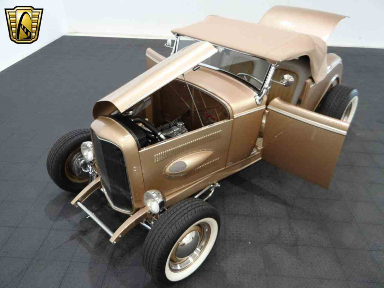 Large Picture of '32 Ford Highboy located in Crete Illinois Offered by Gateway Classic Cars - Chicago - KEZ8