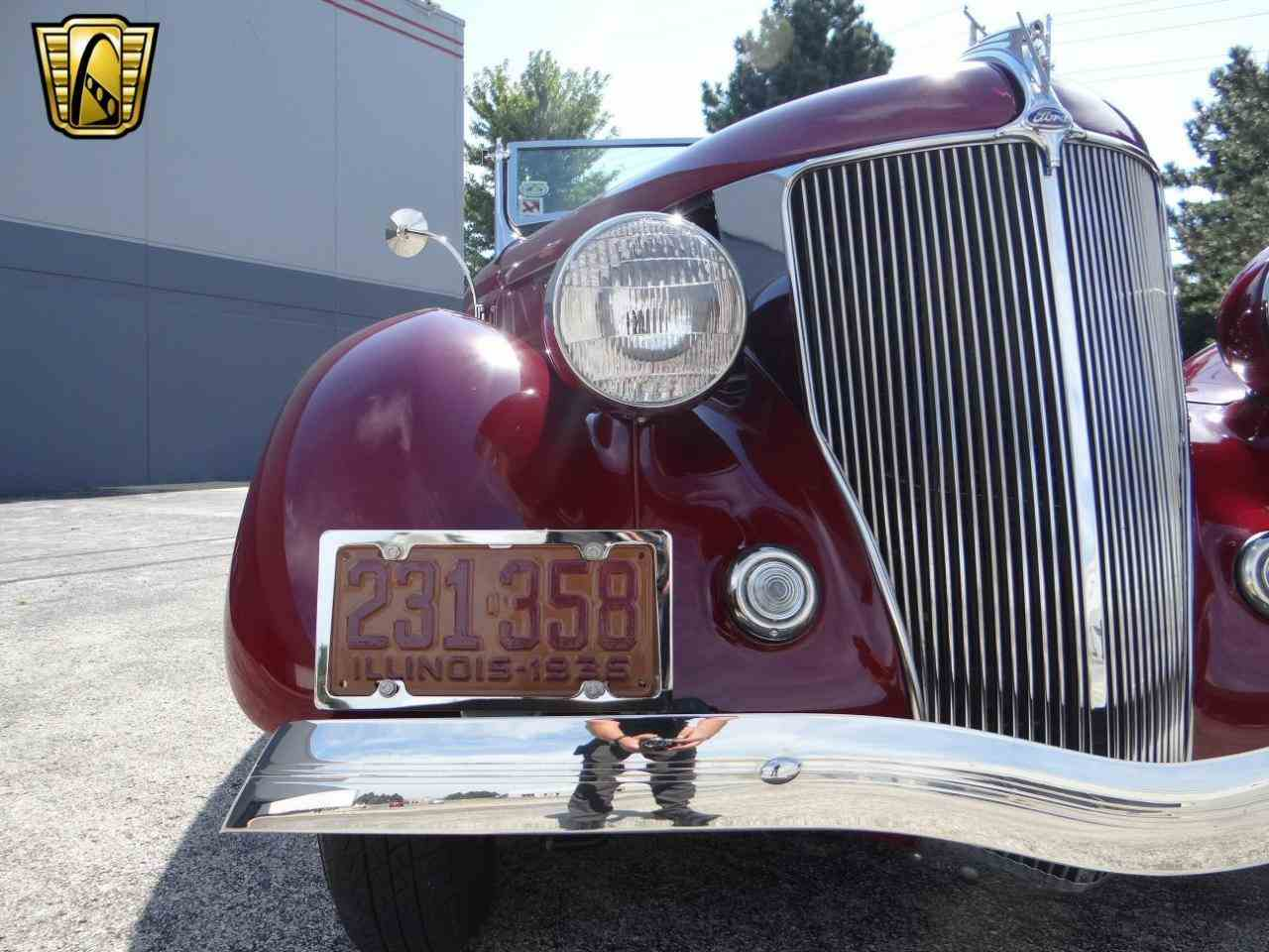 Large Picture of '36 Roadster - KEZH