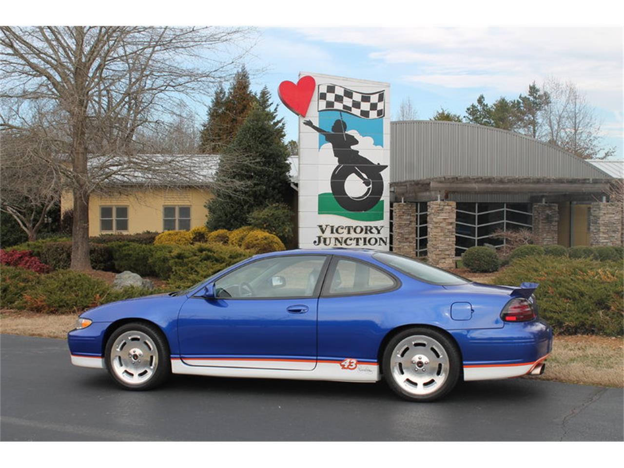 Large Picture Of 1999 Pontiac Grand Prix GTP Richard Petty Concept Located In Greensboro North Carolina