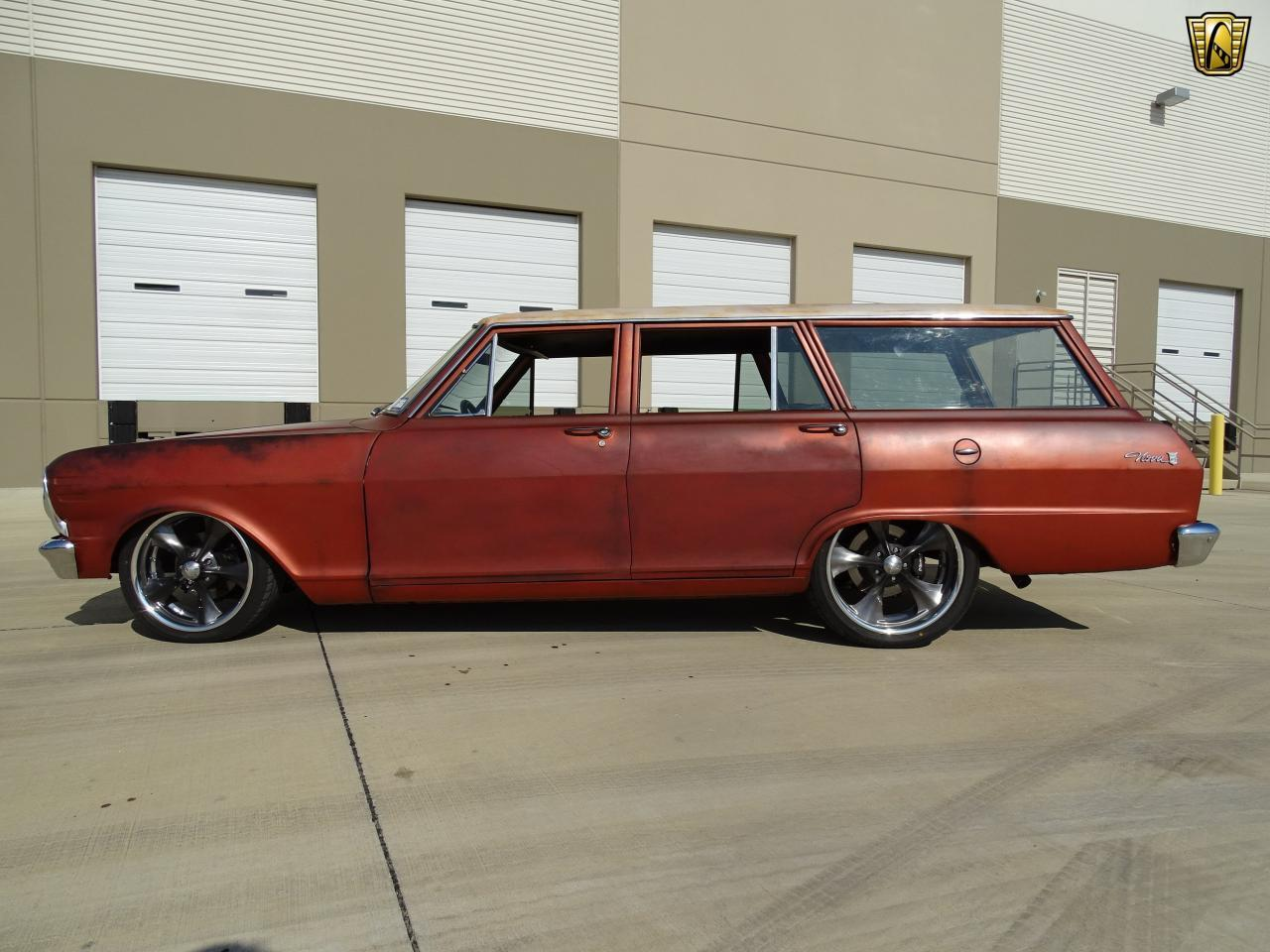 Large Picture of '65 Nova - KF00