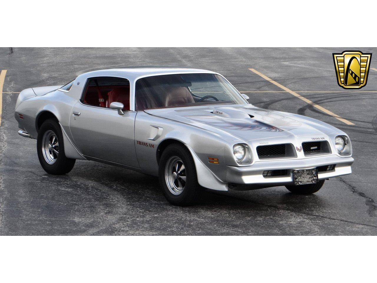 Large Picture of '76 Pontiac Firebird located in Illinois Offered by Gateway Classic Cars - Chicago - KF0S
