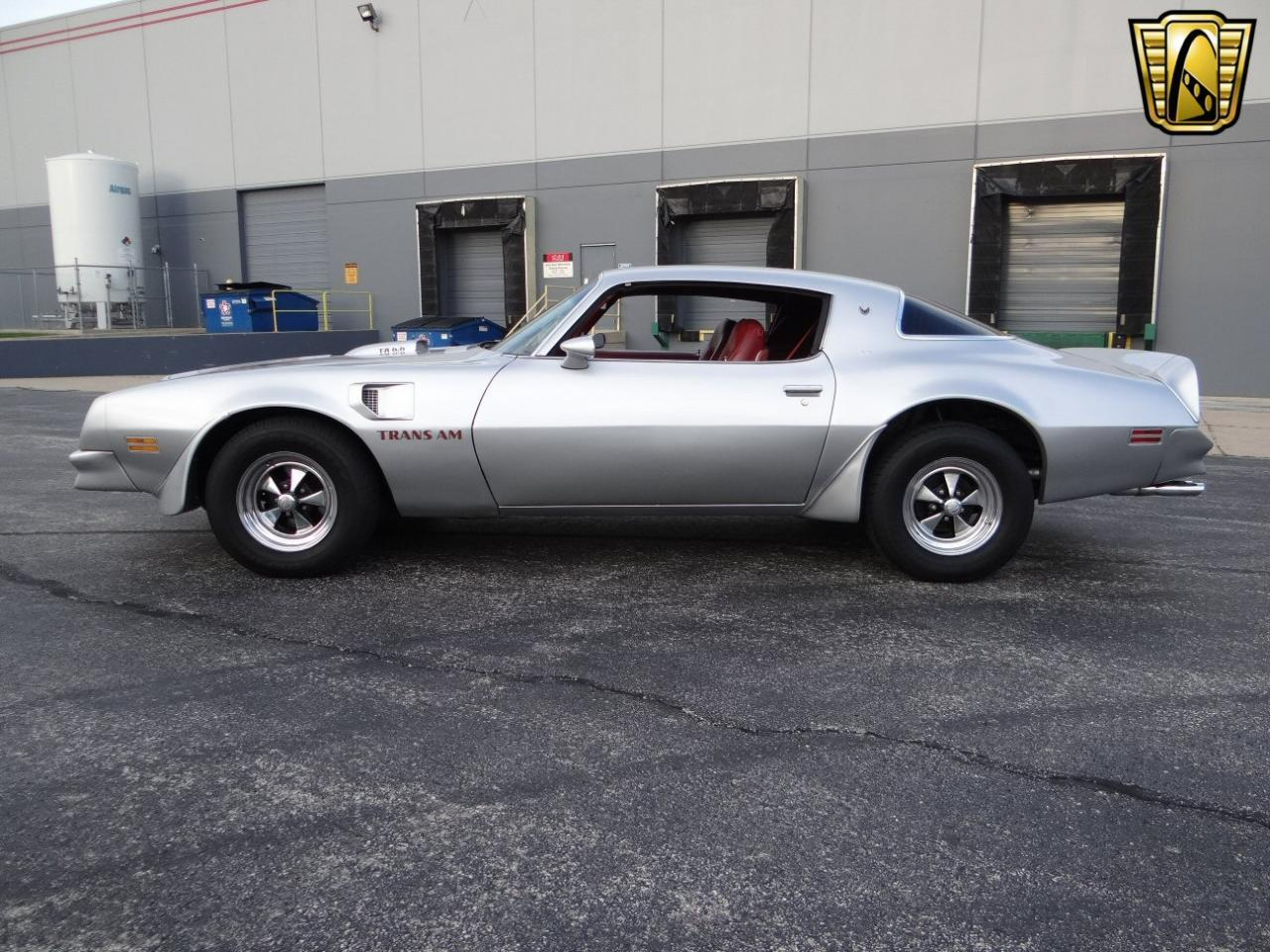 Large Picture of 1976 Pontiac Firebird located in Crete Illinois - KF0S