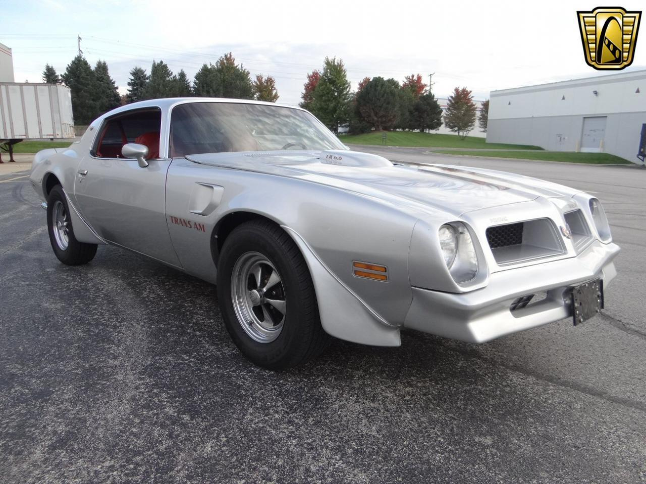 Large Picture of 1976 Pontiac Firebird located in Crete Illinois - $15,595.00 Offered by Gateway Classic Cars - Chicago - KF0S