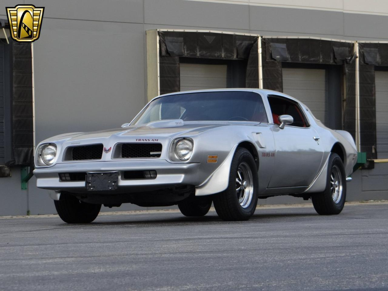 Large Picture of '76 Firebird located in Crete Illinois Offered by Gateway Classic Cars - Chicago - KF0S