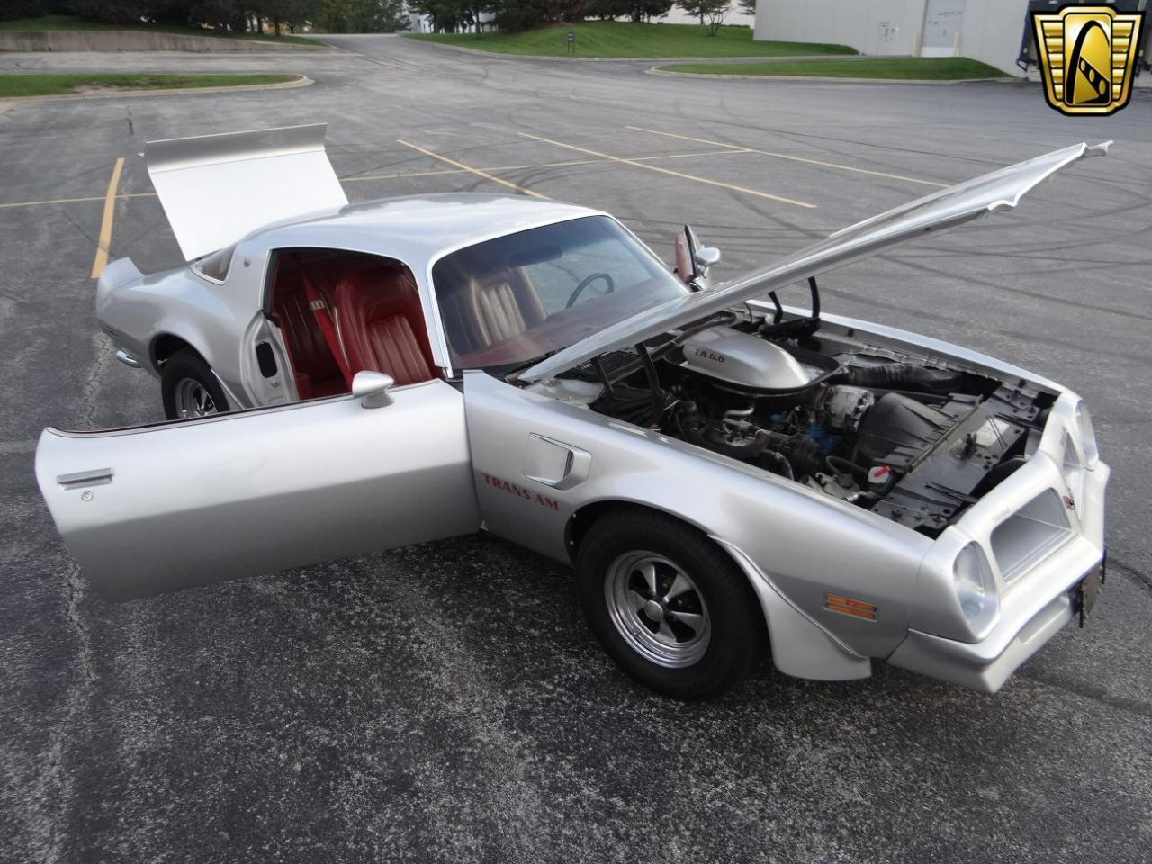 Large Picture of '76 Firebird - $15,595.00 - KF0S
