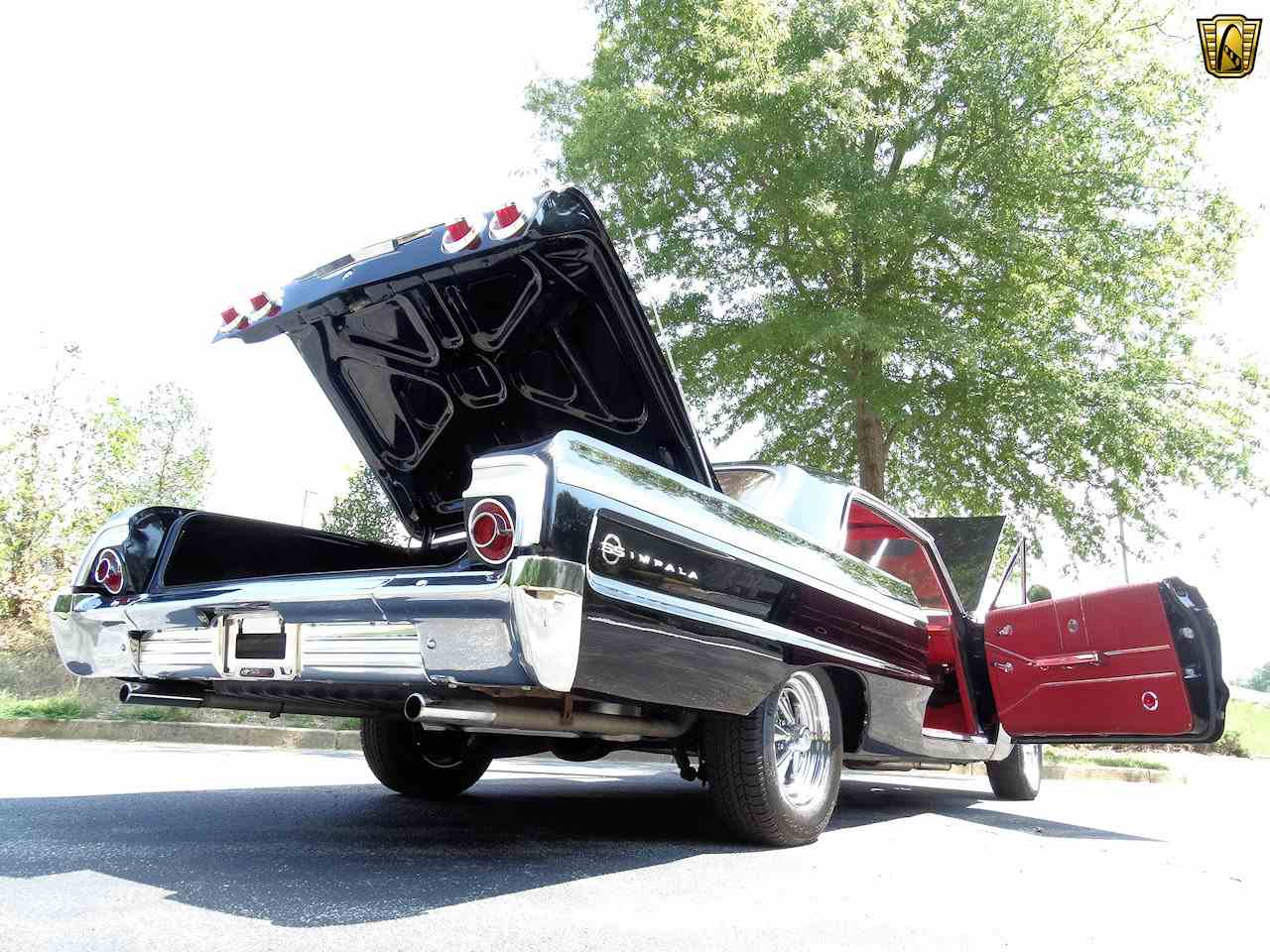 Large Picture of '64 Impala - KF0Z