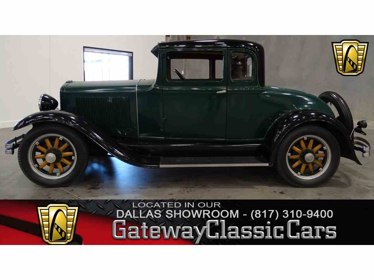 1931 Studebaker 54 Coupe for Sale | ClassicCars.com | CC-952636