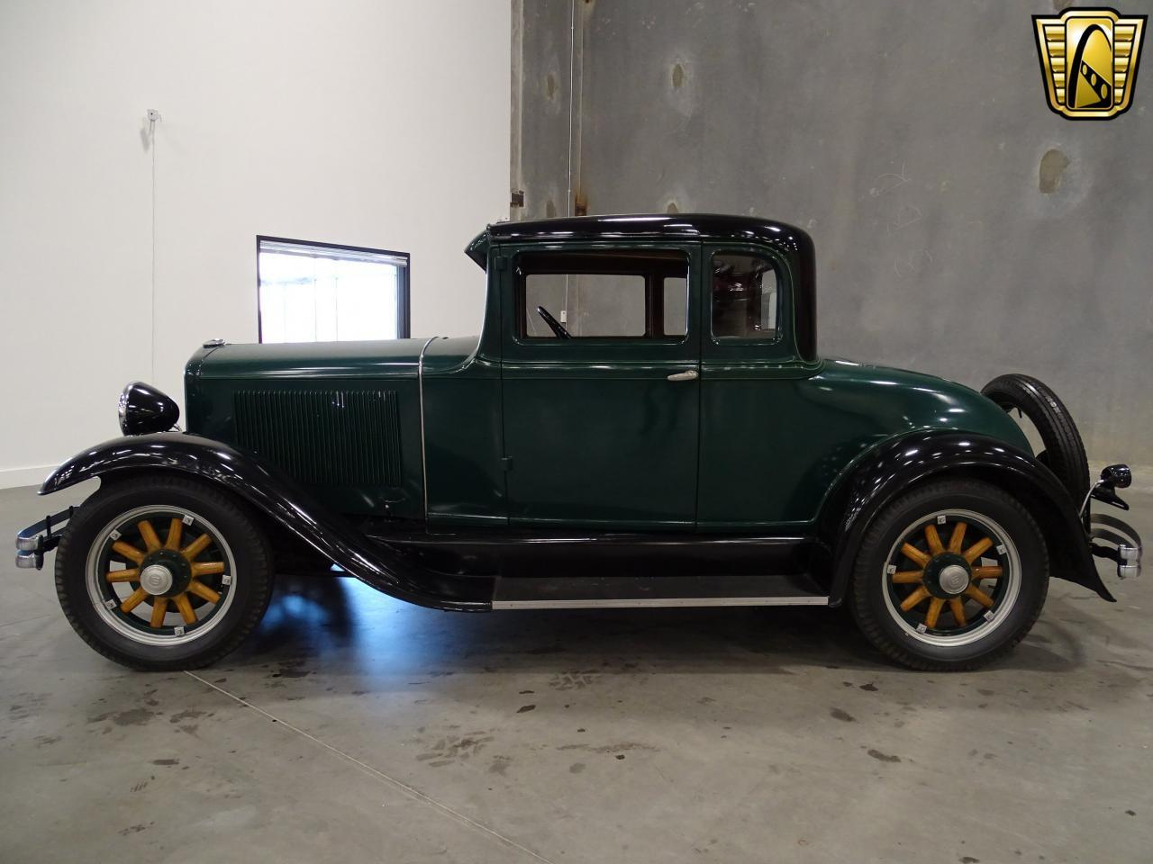 Large Picture of 1931 Studebaker 54 Coupe Offered by Gateway Classic Cars - Dallas - KF24