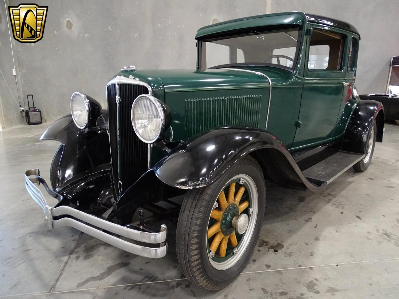Large Picture of Classic 1931 Studebaker 54 Coupe located in Texas - $34,995.00 - KF24
