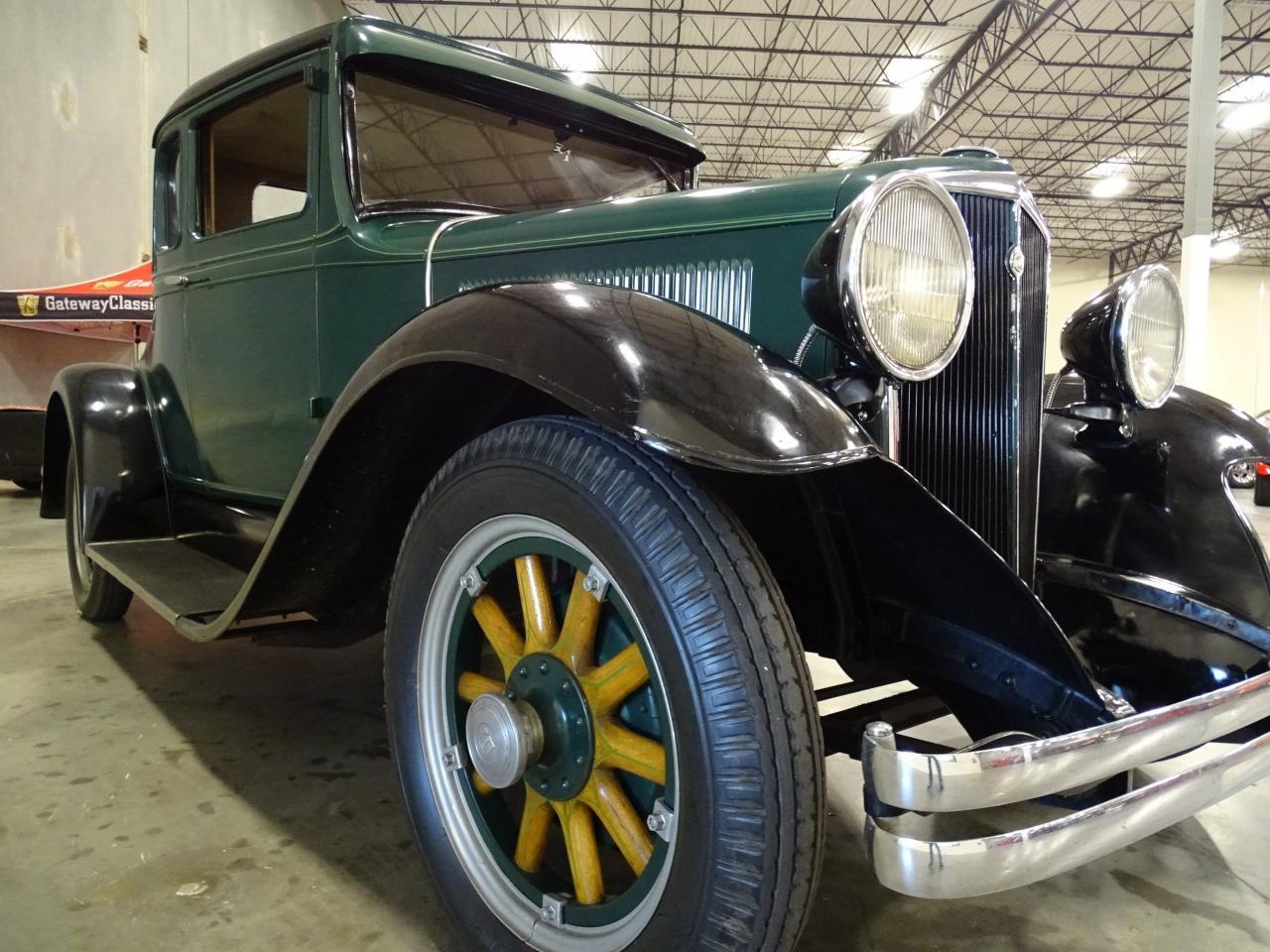 Large Picture of 1931 Studebaker 54 Coupe located in DFW Airport Texas Offered by Gateway Classic Cars - Dallas - KF24