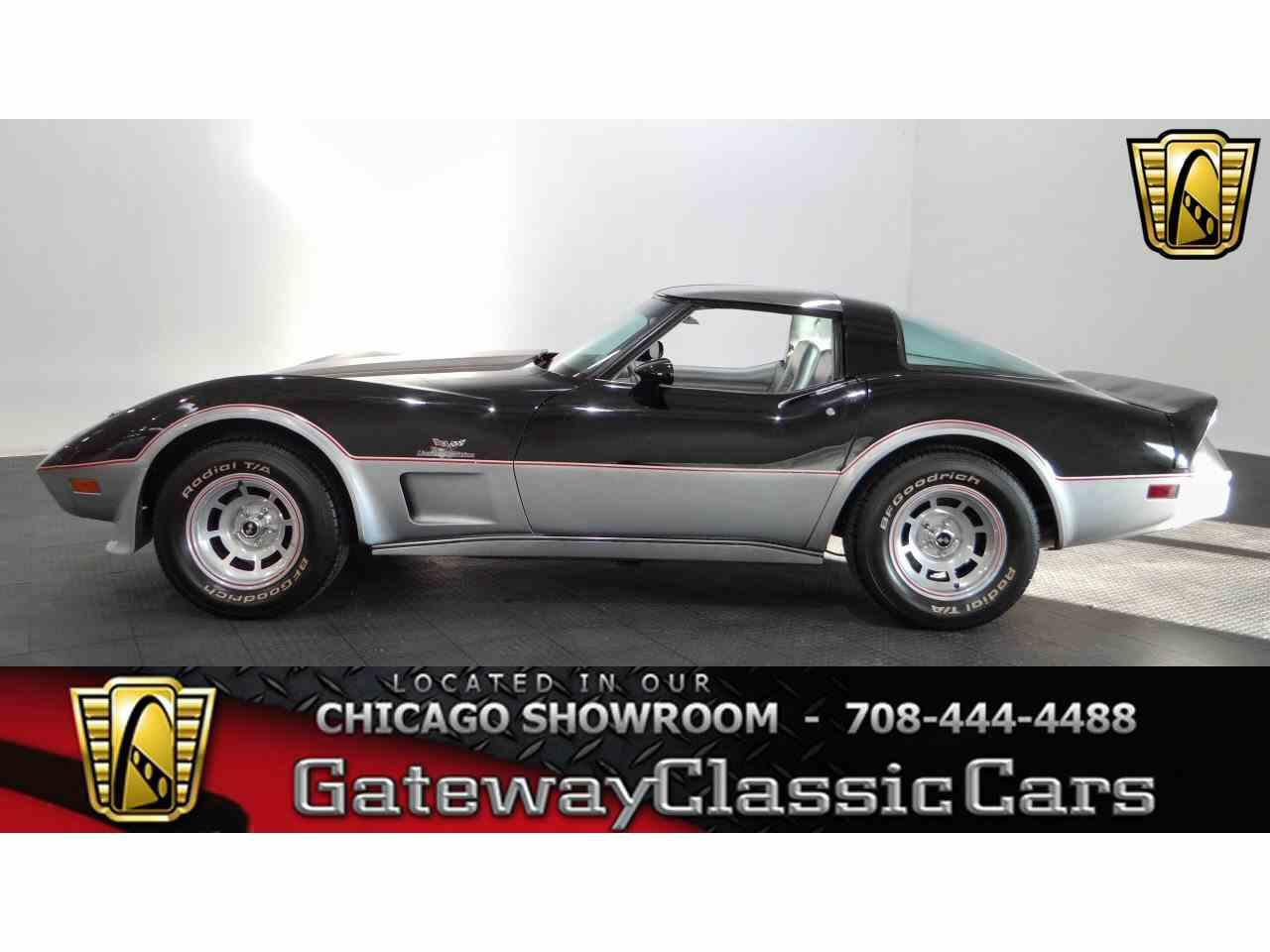 Large Picture of '78 Corvette - KF3V